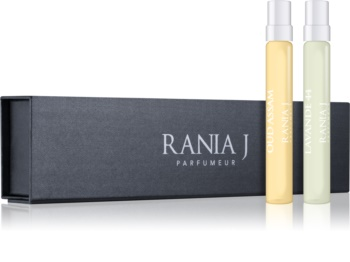 Rania J. Travel Collection coffret cadeau X.