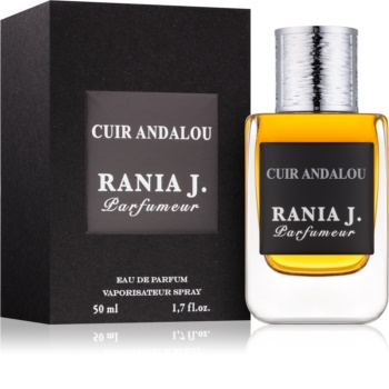 Rania J. Cuir Andalou woda perfumowana unisex 50 ml