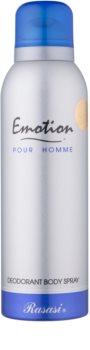 Rasasi Emotion for Men dezodorant w sprayu dla mężczyzn 200 ml