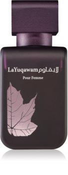 rasasi la yuqawam pour femme