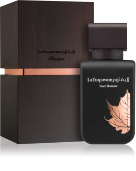 Rasasi La Yuqawam Eau de Parfum for Men 75 ml