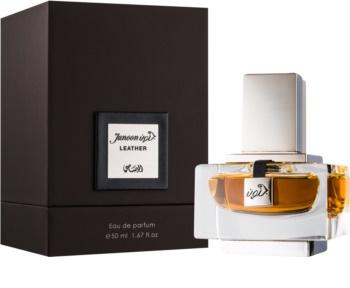 Rasasi Junoon Leather Pour Homme eau de parfum pour homme 50 ml