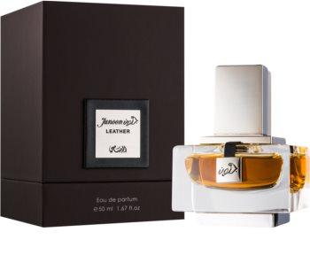 Rasasi Junoon Leather Pour Homme parfémovaná voda pro muže 50 ml