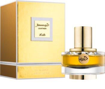 Rasasi Junoon Leather Pour Femme eau de parfum pentru femei 50 ml