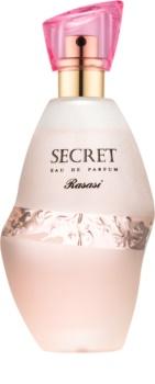 Rasasi Secret Eau de Parfum für Damen