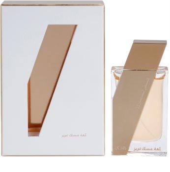 Rasasi Attar Al Boruzz Jazeebiyat Musk Tabriz Parfumovaná voda unisex 50 ml