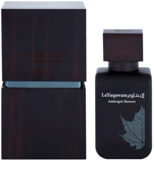 Rasasi La Yuqavam Ambergris Showers Eau de Parfum for Men 75 ml
