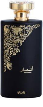 Rasasi Ashaar Pour Femme Eau de Parfum for Women 100 ml