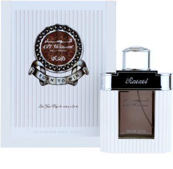 Rasasi Al Wisam Day eau de parfum pentru barbati 100 ml