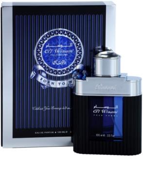 Rasasi Al Wisam Evening Eau de Parfum for Men 100 ml