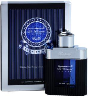 Rasasi Al Wisam Evening woda perfumowana dla mężczyzn 100 ml
