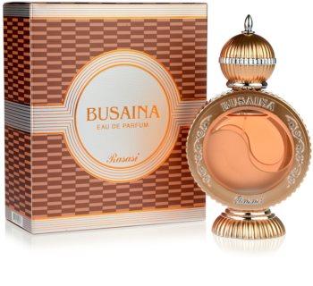 Rasasi Busaina eau de parfum pentru femei 50 ml