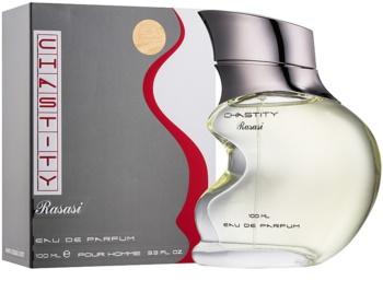 Rasasi Chastity for Men eau de parfum pentru barbati 100 ml