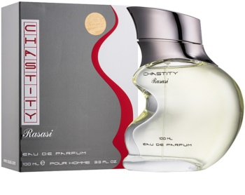 Rasasi Chastity for Men Eau de Parfum voor Mannen 100 ml