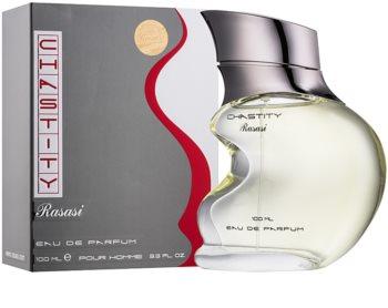 Rasasi Chastity for Men Parfumovaná voda pre mužov 100 ml