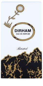 Rasasi Dirham parfémovaná voda unisex 35 ml