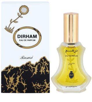 Rasasi Dirham Eau de Parfum unisex 35 ml