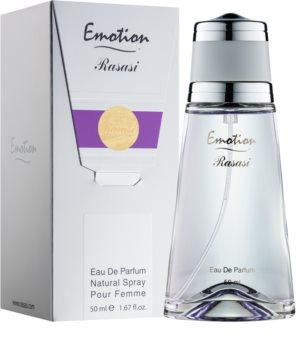 Rasasi Emotion Parfumovaná voda pre ženy 50 ml
