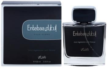 Rasasi Entebaa Men eau de parfum para hombre 100 ml