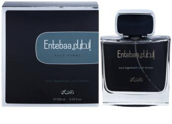 Rasasi Entebaa Men eau de parfum pour homme 100 ml