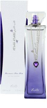 Rasasi Al Hobb Al Hakiki woda perfumowana dla kobiet 100 ml