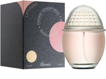Rasasi Hemisphere Latitude eau de parfum pour femme 100 ml
