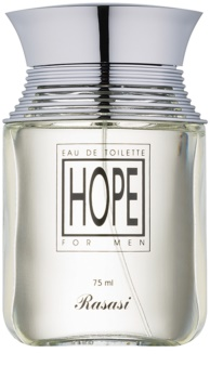 Rasasi Hope for Men eau de toilette pentru barbati 75 ml