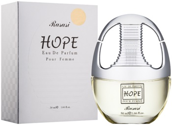 Rasasi Hope Eau de Parfum für Damen 50 ml