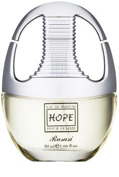 Rasasi Hope Eau de Parfum für Damen 50 ml