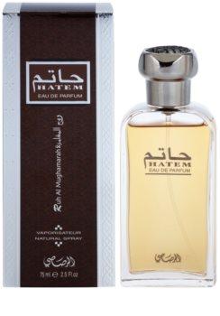 Rasasi Hatem Ruh Al Mughamarah Eau de Parfum for Men 75 ml