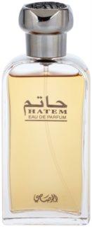 Rasasi Hatem Ruh Al Mughamarah Eau de Parfum für Herren 75 ml