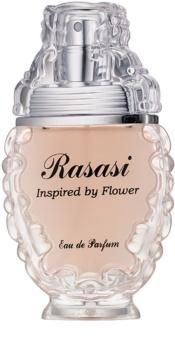 Rasasi Inspired by Flower Eau de Parfum für Damen 35 ml