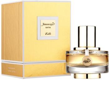Rasasi Junoon Satin Eau de Parfum voor Vrouwen  50 ml