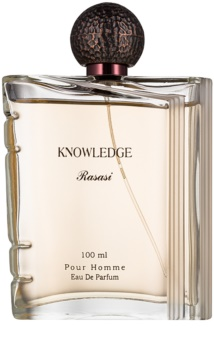 Rasasi Knowledge woda perfumowana dla mężczyzn 100 ml