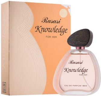 Rasasi Knowledge for Her parfémovaná voda pro ženy 100 ml