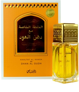 Rasasi Khaltat Al Khasa Ma Dhan Al Oudh Parfumovaná voda unisex 50 ml