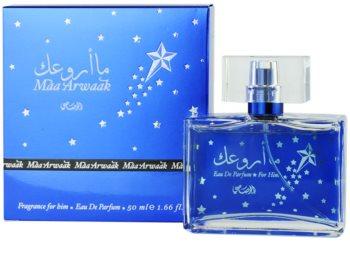 Rasasi Maa Arwaak for Him Eau de Parfum für Herren 50 ml