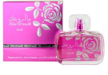 Rasasi Maa Arwaak for Her eau de parfum pentru femei 50 ml