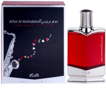 Rasasi Attar Al Mohobba Man Parfumovaná voda pre mužov 75 ml
