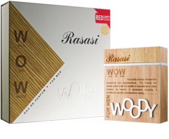 Rasasi Woody for Men eau de parfum férfiaknak 60 ml