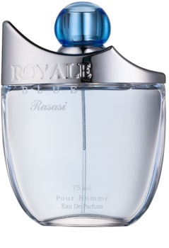 Rasasi Royale Blue Eau De Parfum For Men 75 Ml Notinose