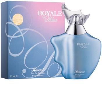 Rasasi Royale Blue for Women parfémovaná voda pro ženy 50 ml
