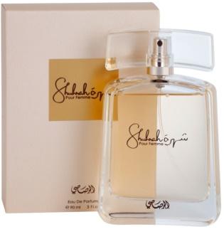 Rasasi Shuhrah Pour Femme eau de parfum pour femme 90 ml