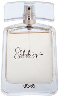 Rasasi Shuhrah Pour Femme eau de parfum pentru femei 90 ml