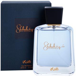 Rasasi Shuhrah Pour Homme Eau de Parfum for Men 90 ml