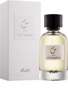 Rasasi Sotoor Seen eau de parfum mixte 100 ml