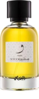 Rasasi Sotoor Waaw eau de parfum unissexo 100 ml