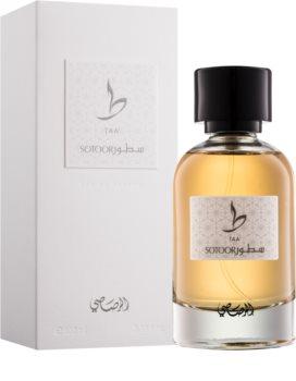 Rasasi Sotoor Taa' Parfumovaná voda unisex 100 ml