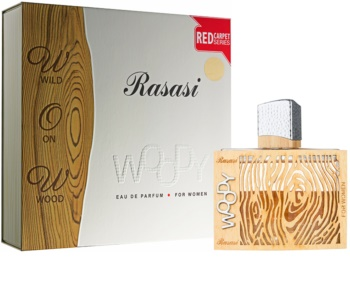 Rasasi Woody Eau de Parfum für Damen 55 ml