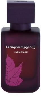 Rasasi La Yuqawam Orchid Prairie Eau de Parfum für Damen 75 ml